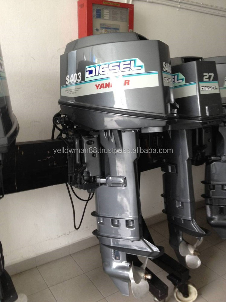 Used Yanmar Marine Diesel Engines