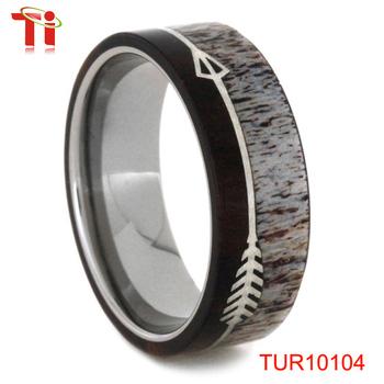 2d2f9a68e230 Moda joyería Esmeralda mens carburo de tungsteno bandas de boda anillo de  compromiso piedra diseños de