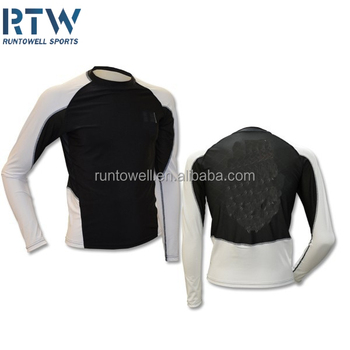 womens high quality fitness compression shirt manufacturer