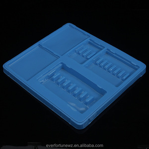 OEM Plastic tray Hard PVC PS Vinyl Blister Tray Waterproof For Perfume