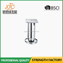 Chrome furniture hardware legs modern simple sofa leg Cabinet Leg