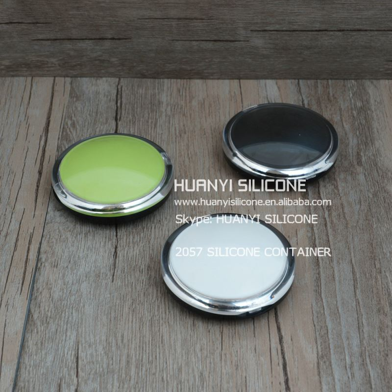 The newest gift in 2012 _silicone ring box