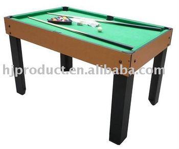 High Quality Custom Mdf Small Size American Pool Table Buy Mini - Mini pool table size