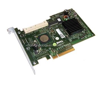 For Dell Poweredge Sas 5/ir Pcie Sas/sata Raid Controller Card Un939