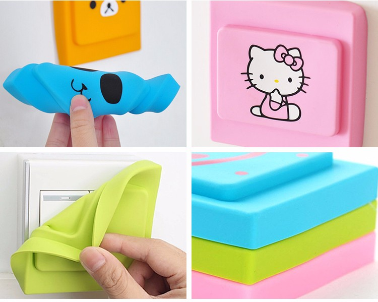 2017 Most Popular Home Decoration Silicone Protective Cover For