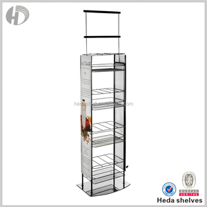 china supplier supermarket equipment soft drink display stand rack