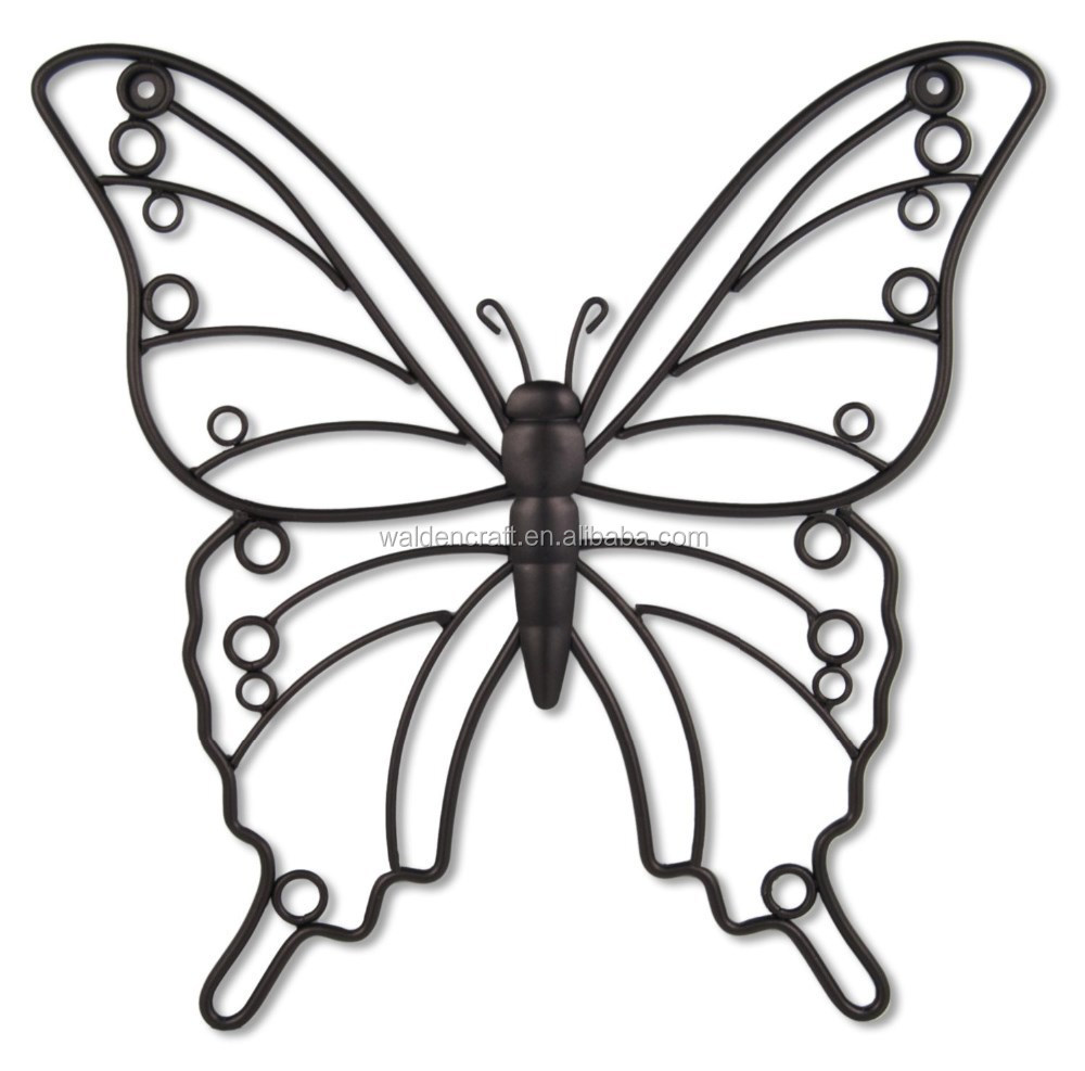 Outdoor Garden Metal Wall Art Butterfly Home Decor Buy Home Decor Metal Wall Art Outdoor Garden Butterfly Product On Alibaba Com