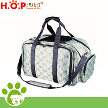 Pet Carrier for Dogs & Cats Airline Approved Quality Expandable Soft Animal Carriers Portable Soft-Sided Air Travel Bag