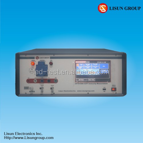Lisun EFT61000-4 fine Immunity Measurement IEC 61000-4-4 for EMS measurement
