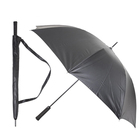 Good rain carbon fibre straight handle rain and sun umbrella