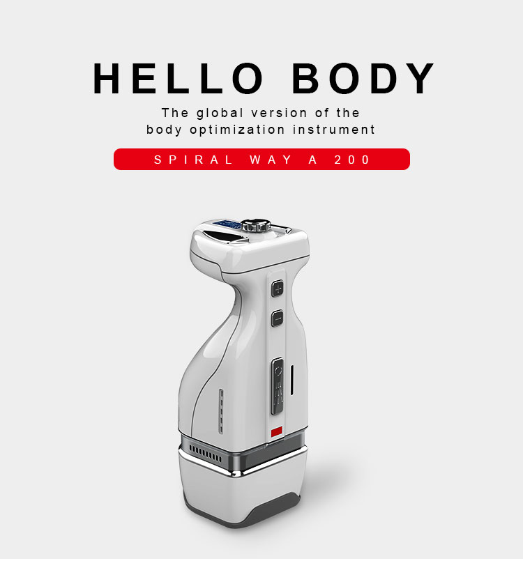 Mini Hifu body Slimming Machine/Beauty Machine for Home use/Mini Hifu for Body Shaping