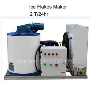 Slurry / Tube / Cube / Flake 220v Portable Ice Maker