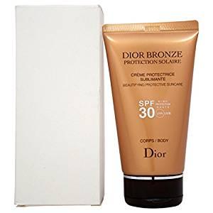 28e98622 Buy DIOR Dior Bronze sun protection body suncare spray SPF 15 200m ...