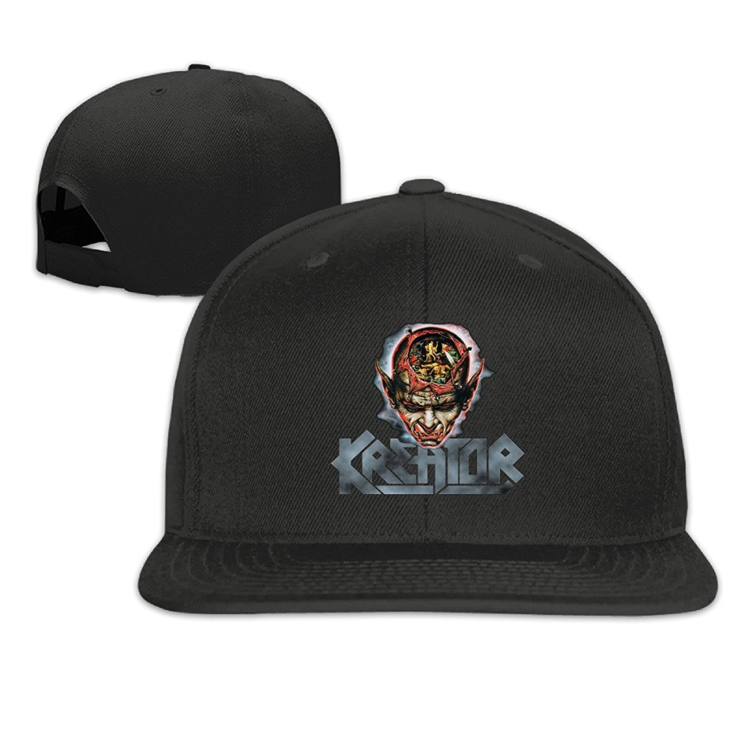 NUCLEAR ASSAULT black cap hat NEW embroidered logo thrash metal