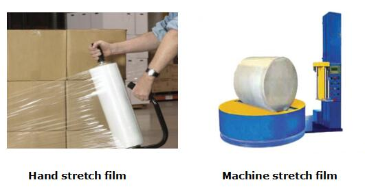 Professional manufacturer Good price high quality hand and machine stretch film
