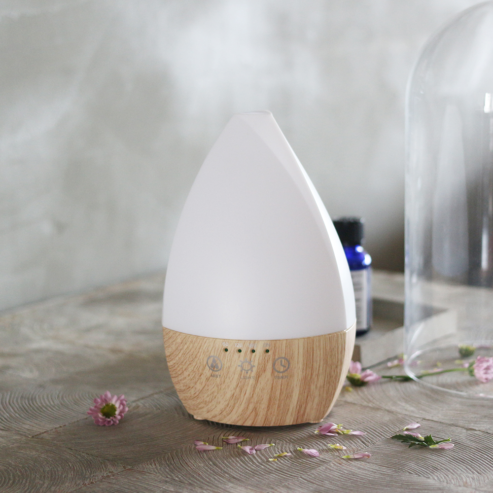 Best Corporate Gifts 2018 Promotional Electronic Essential Oil Diffuser Humidifier New Business Gift Set Ideas
