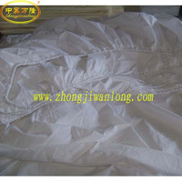 china cheap price rubber fitted sheet for home textile and hotel use