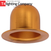 Metal Spinning CNC Machine for Lighting Ware Copper Bulk Lamp Shade Frame