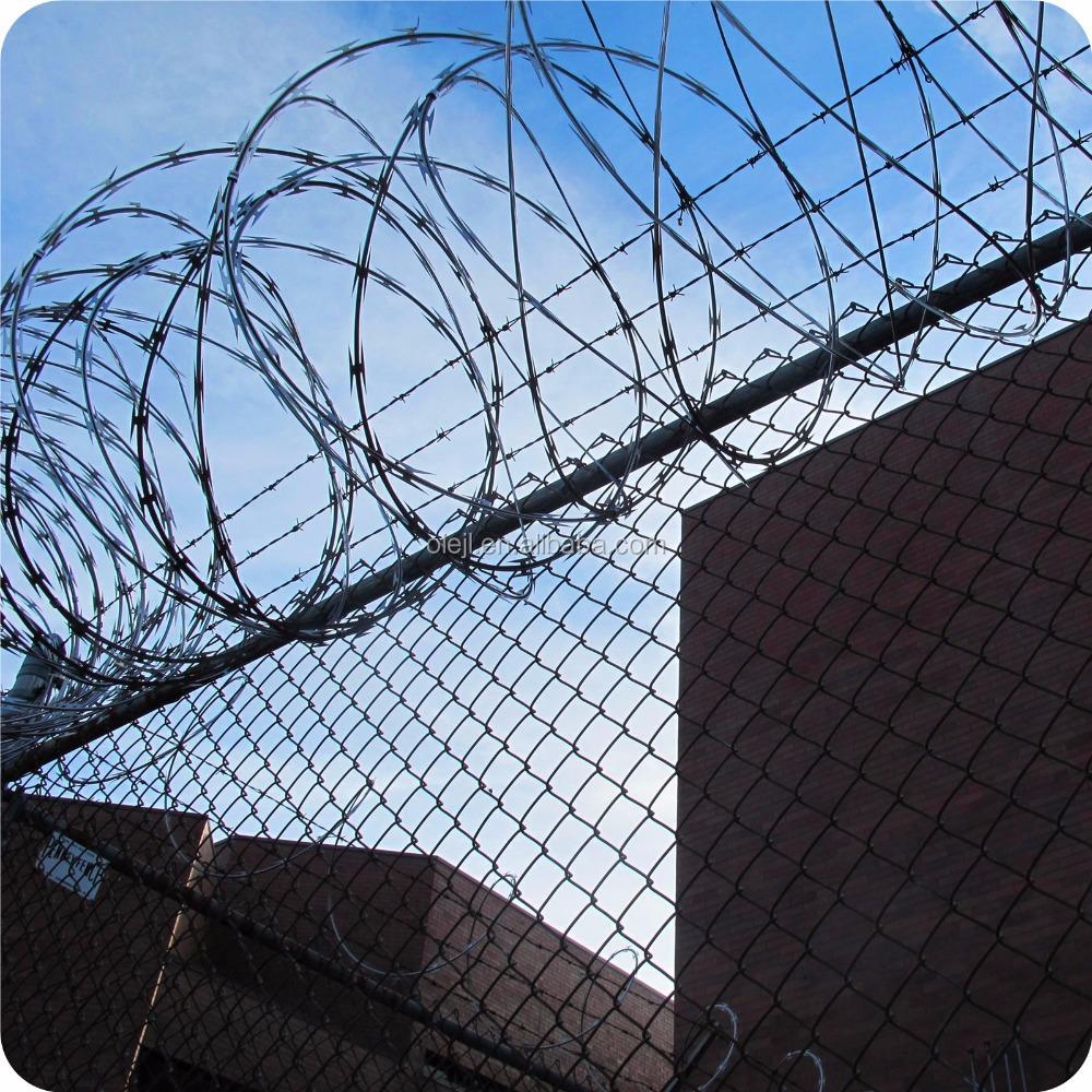 Erfreut Military Razor Wire Fotos - Der Schaltplan - triangre.info