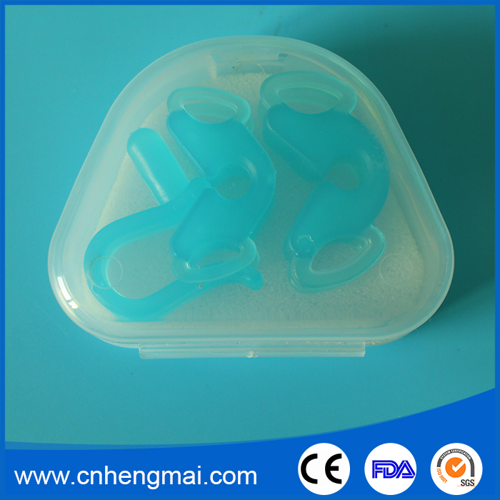 High Quality Dental Braces Colorful Dental Mouth Guard Mouth Gag for Sale