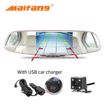 Rearview Mirror Manual Car Camera HD DVR Suppliers And Manufacturers