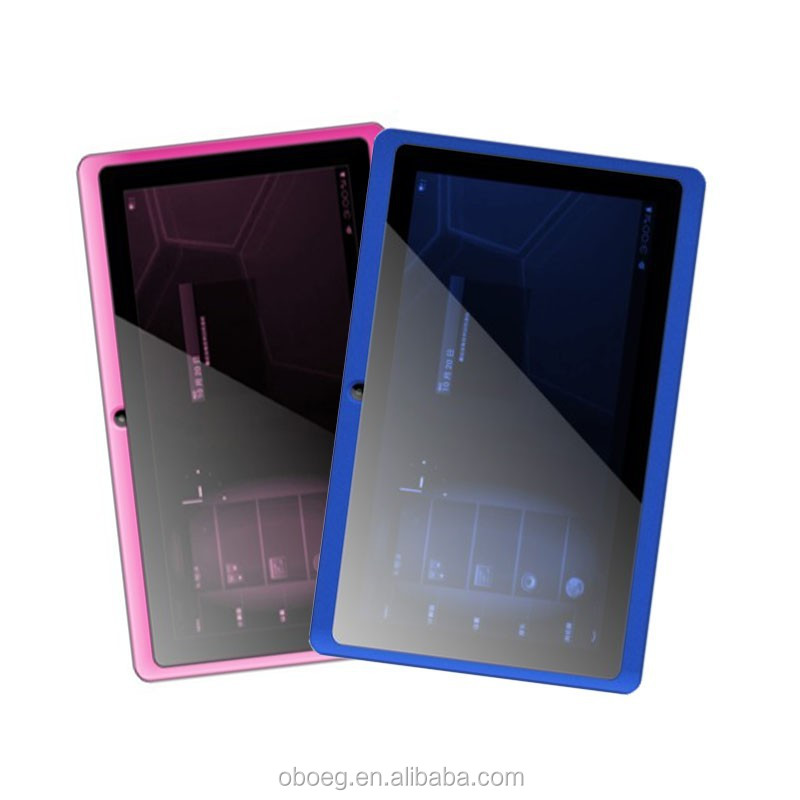 Dual os 7inch android 4.4 super smart tablet pc with AV input , promotion and best price for wholesale