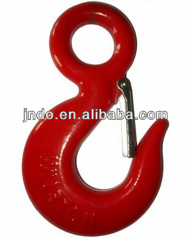 Alloy Steel Eye Hoist Hook