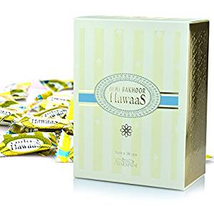 Hawaas 3g x 36 Pieces by Nabeel - Bakhoor Oudh - Individually Sealed Bukhour