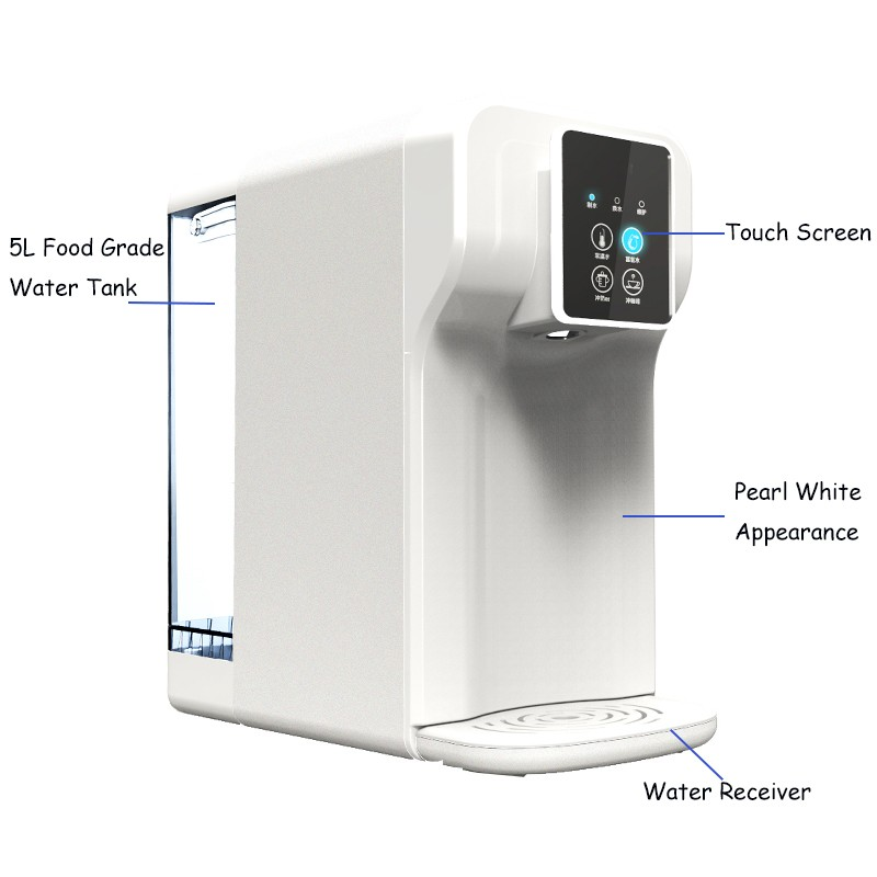 EHM Ionizer alkaline antioxidant water machine suppliers for purifier-9