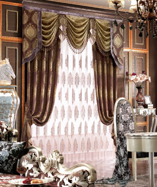 haut de gamme chenille rideau tissus pour rideaux turquie types de tissus pour rideaux rideaux. Black Bedroom Furniture Sets. Home Design Ideas