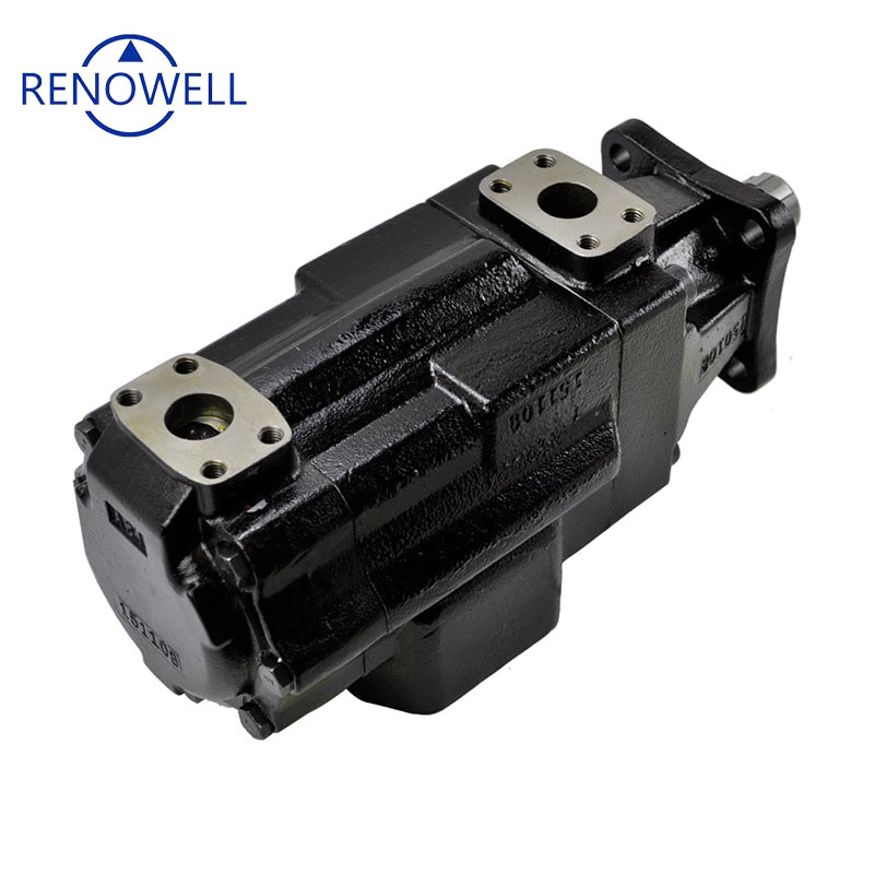 Factory directly sell Renowell T6GCC Low Noise hydraulic pump infusion price for double