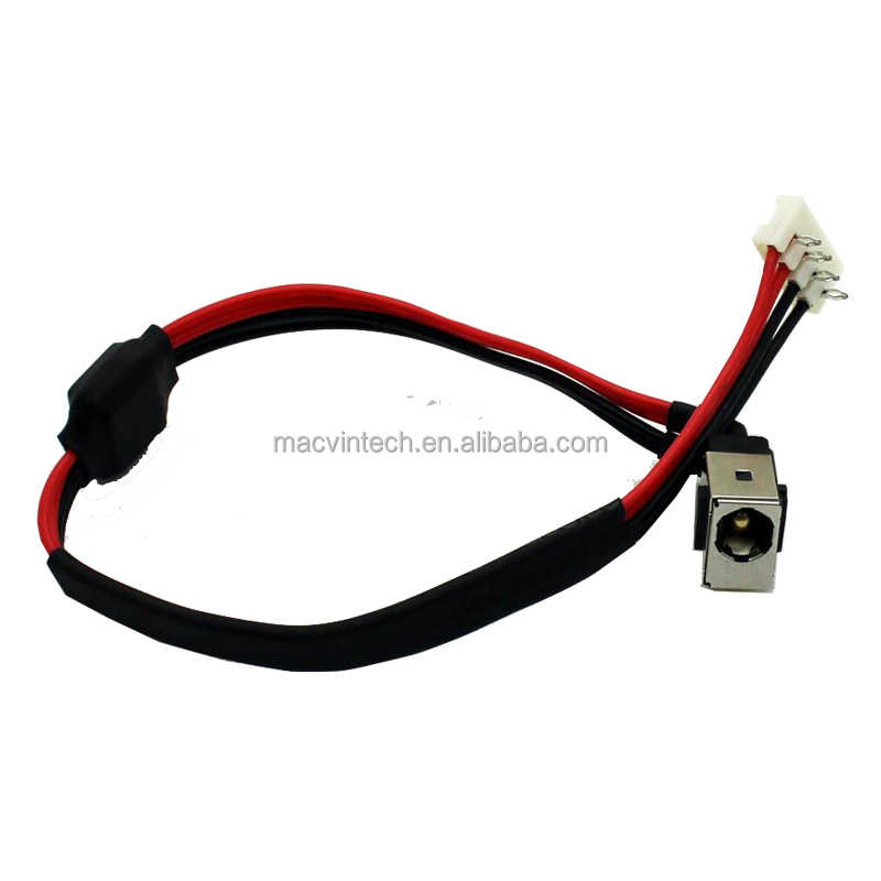 TOSHIBA Satellite Pro L300 DC Power Jack Cable Power Socket Wire