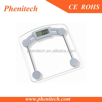 Glass Digital Calibrate Bathroom Scale Buy Calibrate