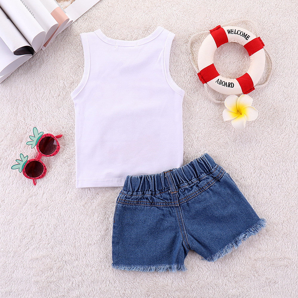 eae038da8583 China Baby Jean Sets, China Baby Jean Sets Manufacturers and Suppliers on  Alibaba.com