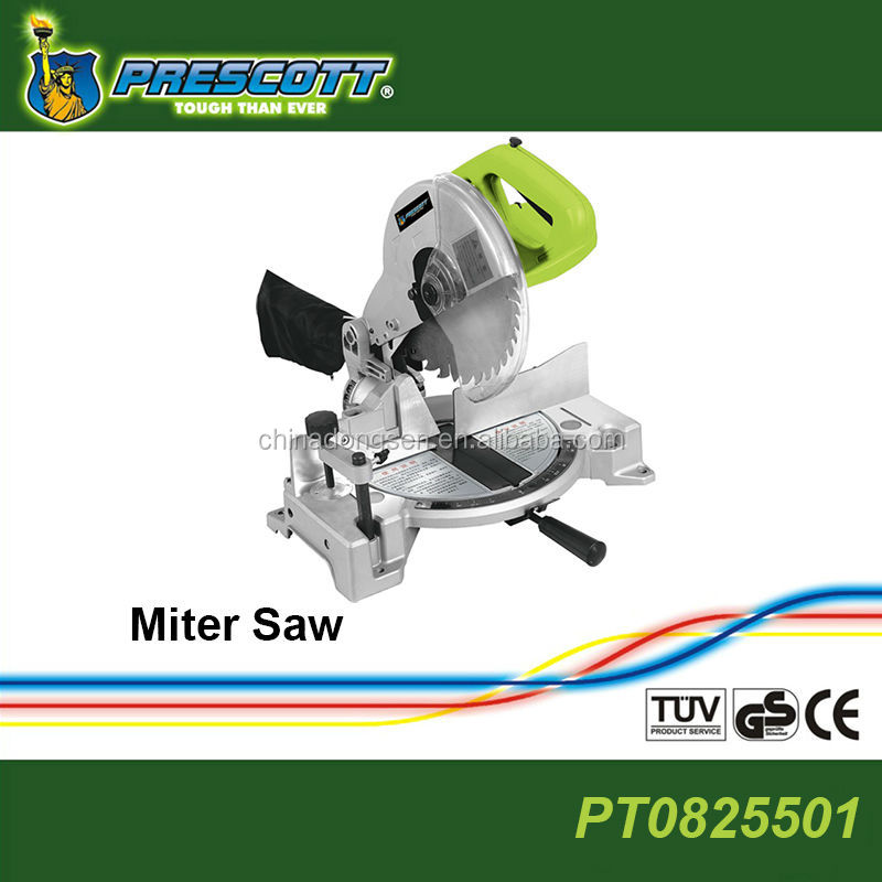 "10""Compound Electric Miter Saw(255mm,1650w)"