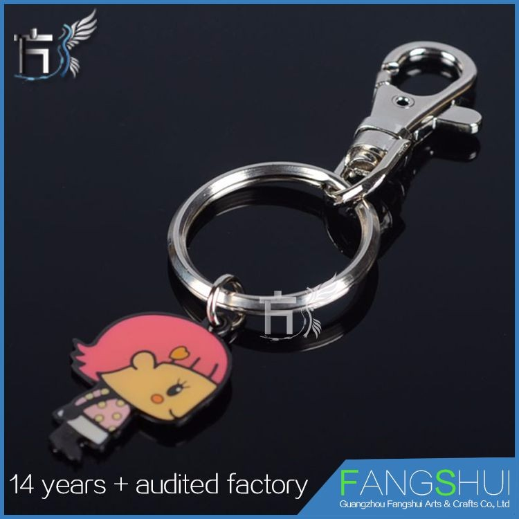 Wholesale fashionable Factory price anime key chain