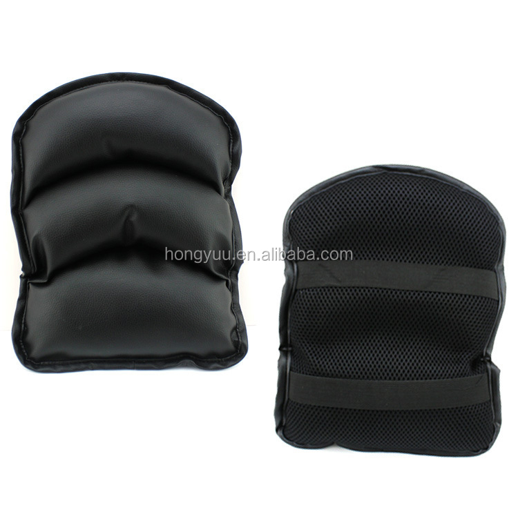 Car Auto Center Console Armrest Pad Cover Seat Box PU Armrest Mats Accessories
