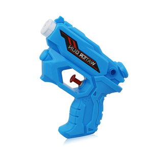 Plastic summer small toys gun custom water gun for kids