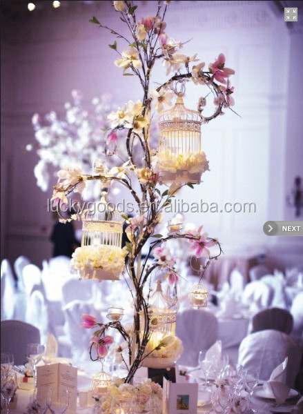 wedding birdcage decorations lbc020 best selling white make bird cage for stage and 8436