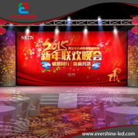 High density 200*150mm stage display P1.9 indoor panel led