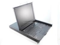 EDNSE 19inch rack 1u LCD KVM monitor