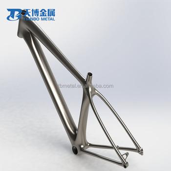 27.5er Titanium Mtb Frame 650b With Full Suspension On Sale,Mtb ...