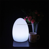 Led Egg Glow Mood Lamp - Rechargeable Wireless Lantern Accent ...