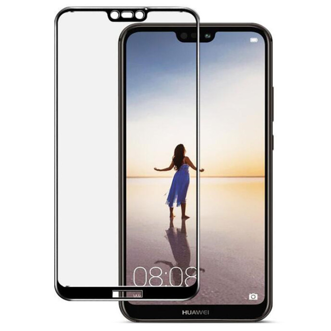 Perfect Feeling 5D Full Glue Full Cover Tempered Glass Screen Protector for Huawei P20/P20 Lite/P20 Pro