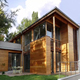 tree house wooden movable wooden house and prefabricated wooden house