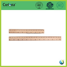 30cm wooden straight ruler