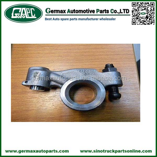 Valve Rocker Arm 612600050026 for Shacman MAN F2000 Truck Spare Parts