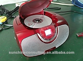 radio/CD player/ DVD/ VCD inspection service/ quality control in shanghai