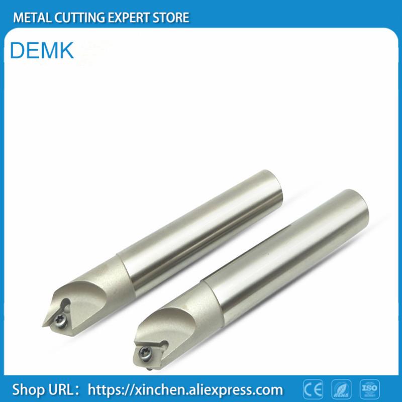 Inserti in metallo duro 10 pezzi TCMT 16T304 triangolare in acciaio al carburo di tungsteno inserto lama strumento di tornitura CNC