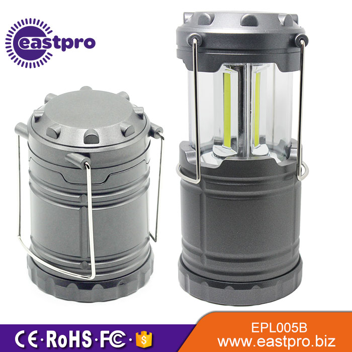 300 Lumens Battery Operated Collapsible Camping Led Lantern Camp Light